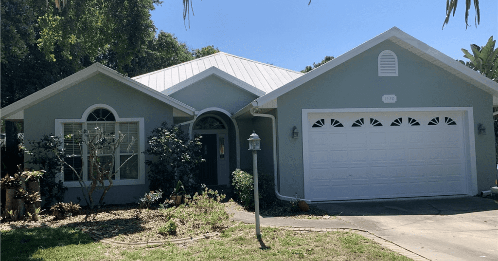 exterior house painting in Orlando