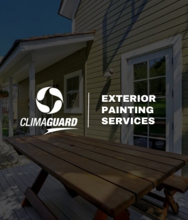 Climaguard Exterior Painting