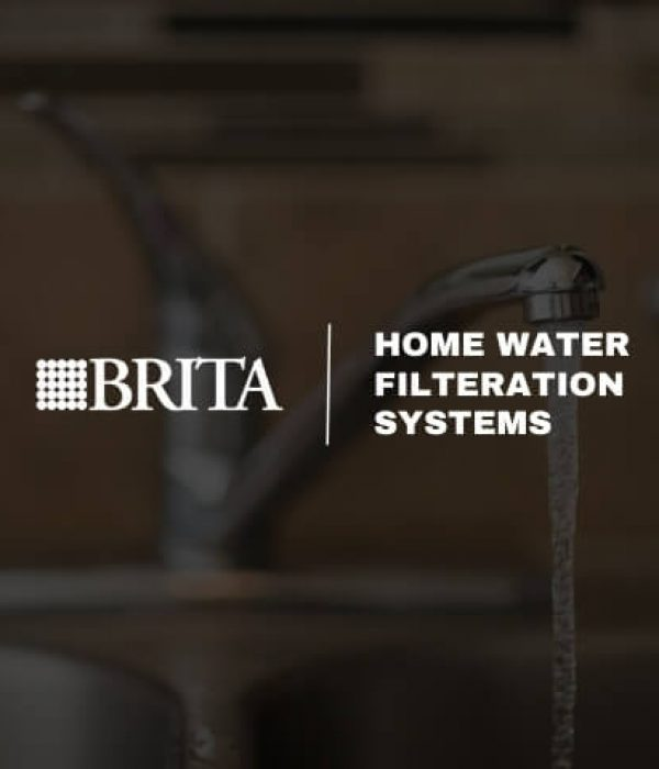 Brita Pro Home Water Filtration